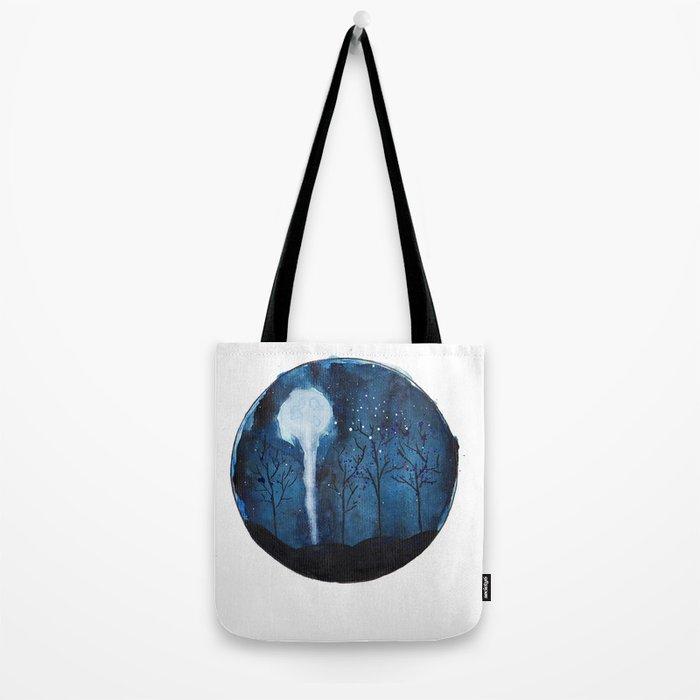 Moon light  Tote Bag