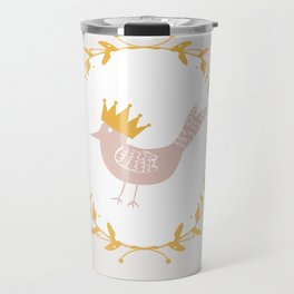 What matters the most Travel Mug