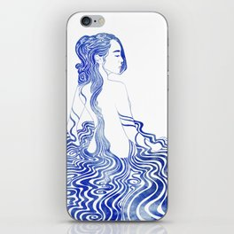 Water Nymph XV iPhone Skin