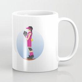 Baseball Blue Boy Coffee Mug