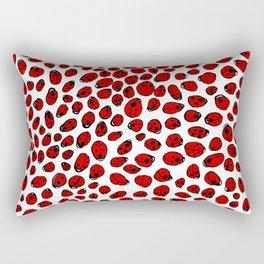 Ladybugs Rectangular Pillow