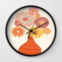 Passion Bunch Wall Clock