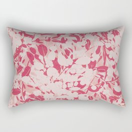 cranberry brooklyn weeds Rectangular Pillow