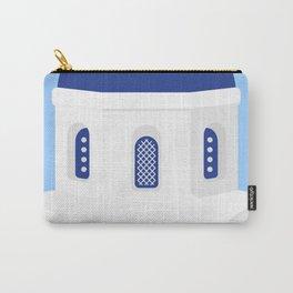 Santorini #02 Carry-All Pouch