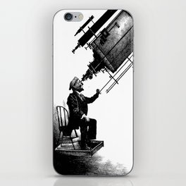 Who's Looking at Who? iPhone Skin