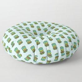 Chibi Leonardo Ninja Turtle Floor Pillow