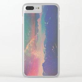 DEAR Clear iPhone Case