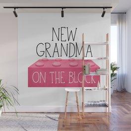 New Grandma On The Block Wall Mural