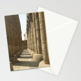 Temple of Luxor, no. 3 Stationery Cards