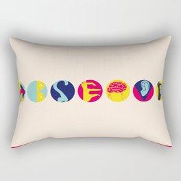 Observe Rectangular Pillow