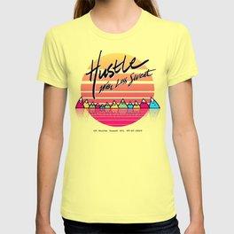 UX HUSTLE SUMMIT 2019 T-shirt
