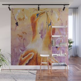 Crazy Tenderness | Fou de Tendresse Wall Mural