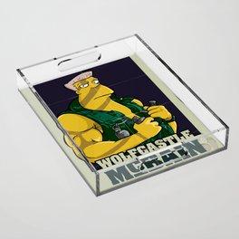 McBain Acrylic Tray