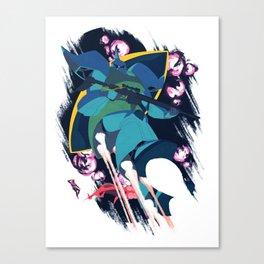 Anavel Gato's MS-14 Gelgoog Canvas Print
