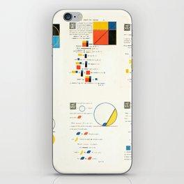 Euclidean joy iPhone Skin