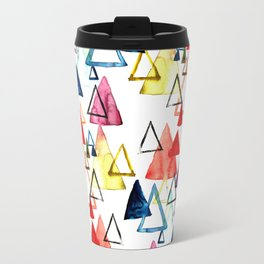 Triangle Party Travel Mug