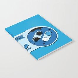 Super Nintendo controller Notebook