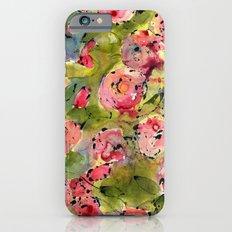 in the garden Slim Case iPhone 6s