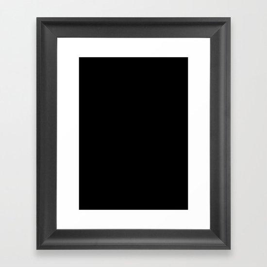 Penguin of the Day Framed Art Print