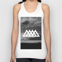 angels Tank Tops featuring Angels by ATWA