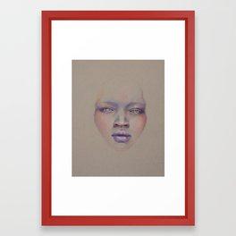 Ezili Framed Art Print