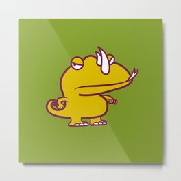 cutie monster_04 Metal Print