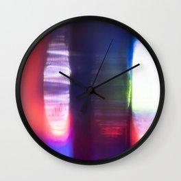 Cyberlights 001 Wall Clock