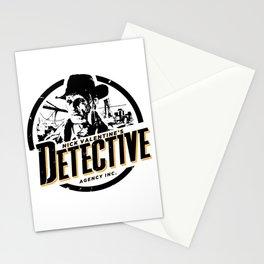 Nick Valentine - Detective Stationery Cards