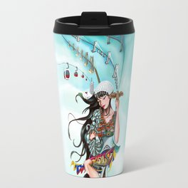 Venezuela en concreto Travel Mug