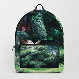 Wolf child Backpack