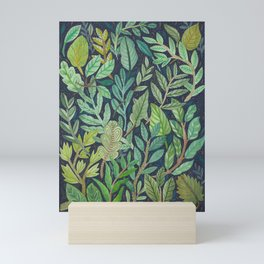 To The Forest Floor Mini Art Print
