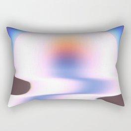 Somewhere Rectangular Pillow