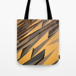 Titanics surface Tote Bag
