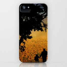 Grandpa - Tell Me About The Good Old Days iPhone Case