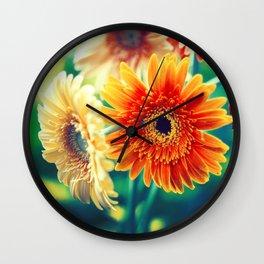 Sunny Love II Wall Clock