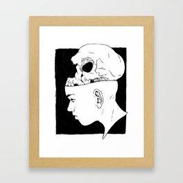 Death Mask - 1 Framed Art Print