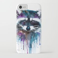 Raccoon iPhone 7 Slim Case