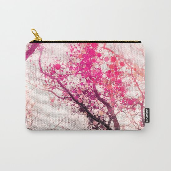 Tree Silhouette 2 Carry-All Pouch