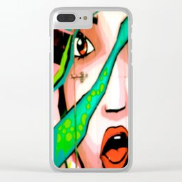 A Stunner Clear iPhone Case