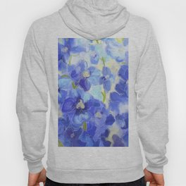What You Always Wanted - Delphinium Blue Hoody