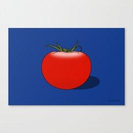 The Big Tomato Canvas Print