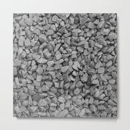 Stone Pile Metal Print
