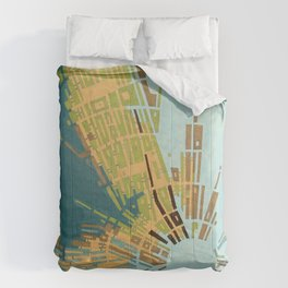 cypher number 11 (ORIGINAL SOLD). Comforters