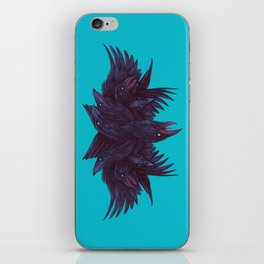 Crowberus Reborn iPhone Skin