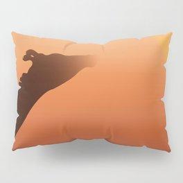 Sunny Giraffe Pillow Sham