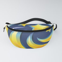 The way to the stars. Fanny Pack