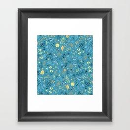 Forest Framed Art Print
