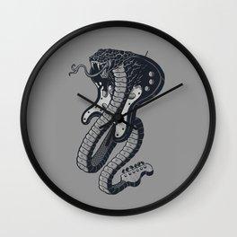 Snakeuitar Wall Clock