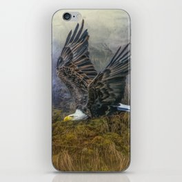 Bald Eagle Country iPhone Skin
