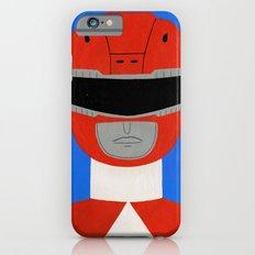 Red Ranger Slim Case iPhone 6s